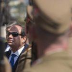 السيسي يبني منطقة خضراء في مصر