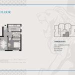 شقة 90 متر