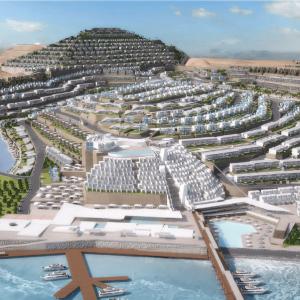 تطوير مصر المونت الجلالة