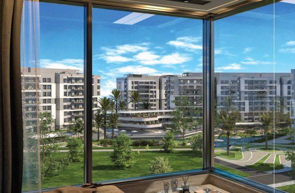 شقة في كمبوند سين 7 بدون مقدم واقساط علي 10 سنوات