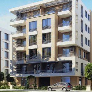 شقة 109م في كمبوند تاج سيتي